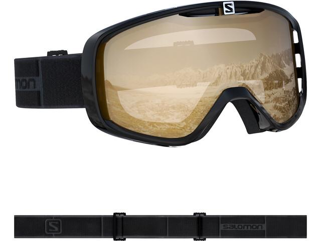 Salomon Aksium Access Goggles, black
